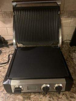 Electric grill Thumbnail