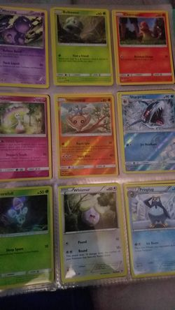 20 Pokemon Booster Cards Thumbnail