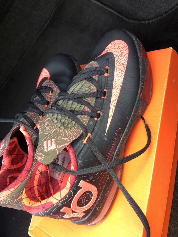 cc2d75820379 Kevin durant Size 5.5Y kids basketball shoe KD VI for Sale in North Miami
