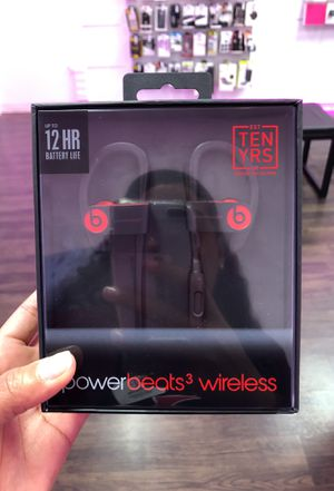 Brand new powerbeats3 for Sale in Cary, NC