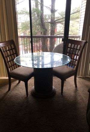 Dining Table & Chairs for Sale in Colesville, MD