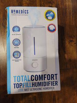 HoMedics Total Comfort Top Fill Humidifier Thumbnail