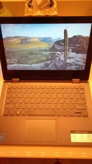 Lenovo Flex 6-11IGM Convertible Notebook Win10 for Sale in Henrico, VA