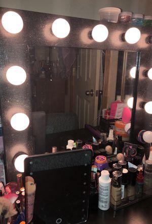 Vanity mirror . for Sale in Dallas, TX