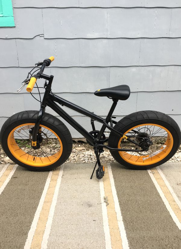 Fat Bike For Sale >> Mongoose Fat Bike For Sale In Round Lake Il Offerup