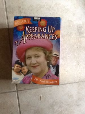 Keeping up appearances 1-8 DVDs for Sale in Kissimmee, FL
