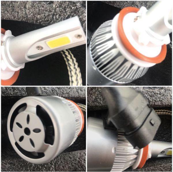BRIGHT LED Kits Headlight / Fog Kits For ALL Cars ! Start