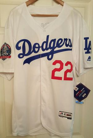 pretty nice 68a48 172f6 New Large Dodgers Kershaw Jersey for Sale in Los Angeles, CA - OfferUp
