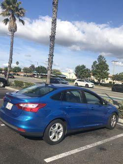 2014 Ford Focus Thumbnail