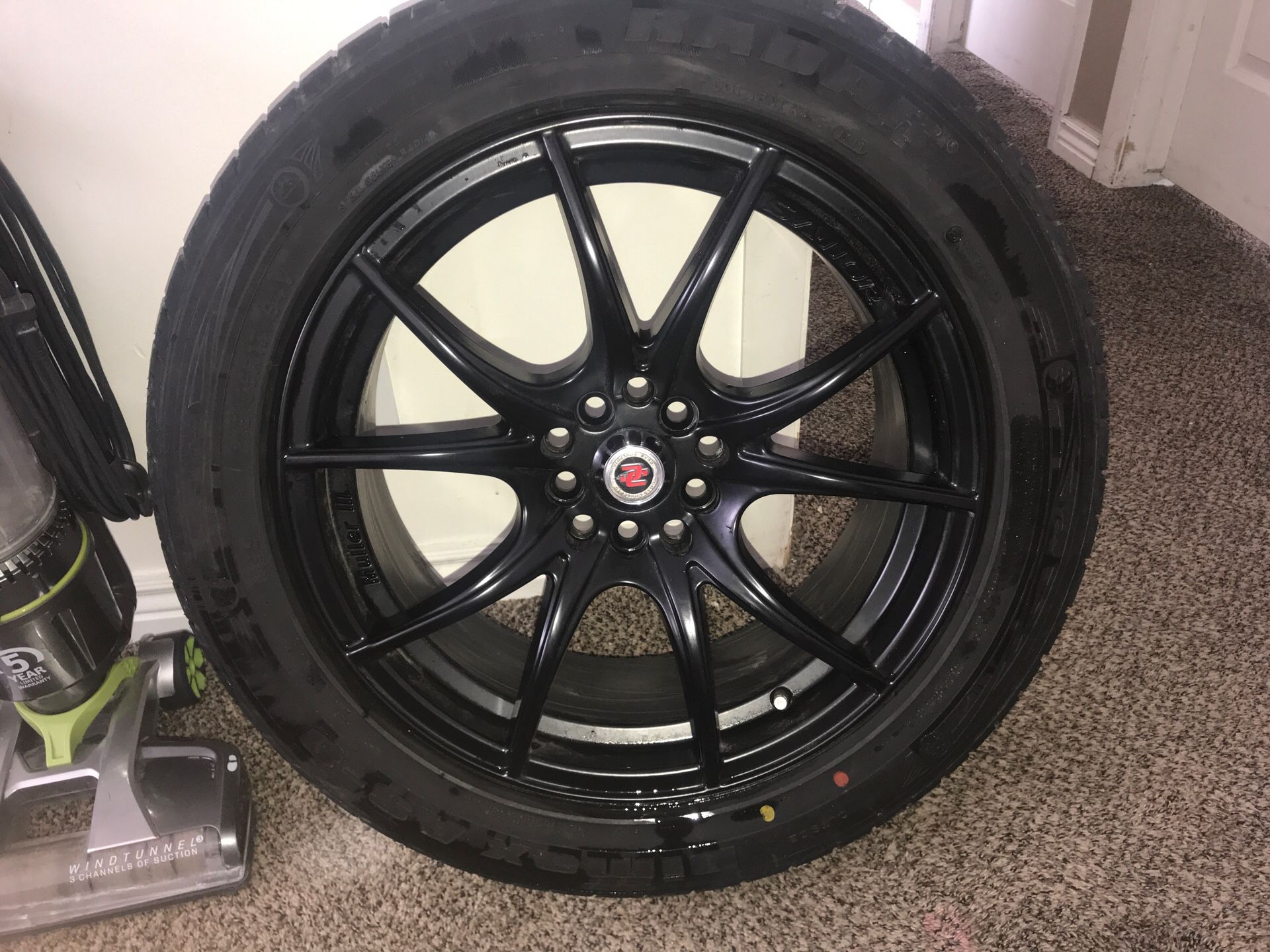 Photo Drags concept rims brand new all season tires only used for two weeks