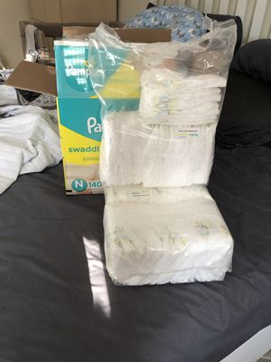 Newborn Diapers for Sale in Reston, VA