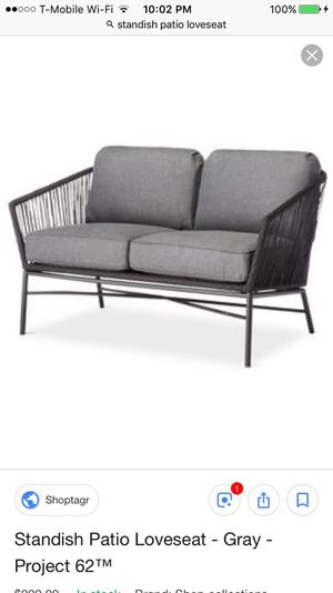 Patio loveseat for Sale in Hollywood, FL