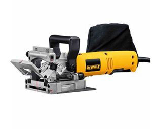 DEWALT DW682K 6.5 Amp Plate Joiner lightly Used for Sale in St Louis, MO