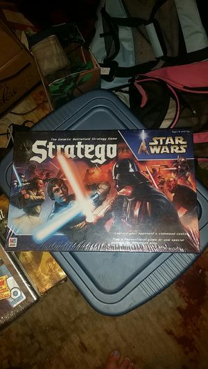 STAR WARS STRATEGO NEW!!! for Sale in Washington, DC