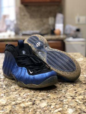 Nike Foamposite Royals size 9 for Sale in Alexandria, VA