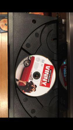 Zenith 5 Disc DVD/ Receiver Thumbnail