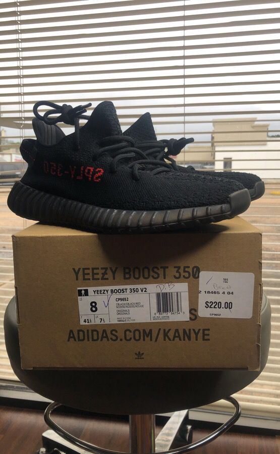 "b2848c66968d6 Yeezy boost 350 v2 ""Bred"" for Sale in Houston"