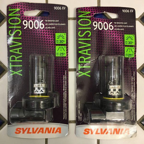 Sylvania 9006 XV Headlight Bulbs For Sale In Bartlett IL