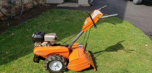 Photo Tiller, tractor