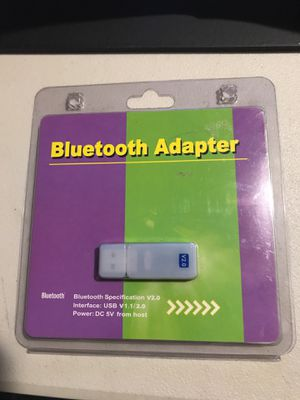 Bluetooth USB Adapter for Sale in San Diego, CA