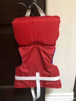 Infant/ child safety guard vest for swimming Thumbnail
