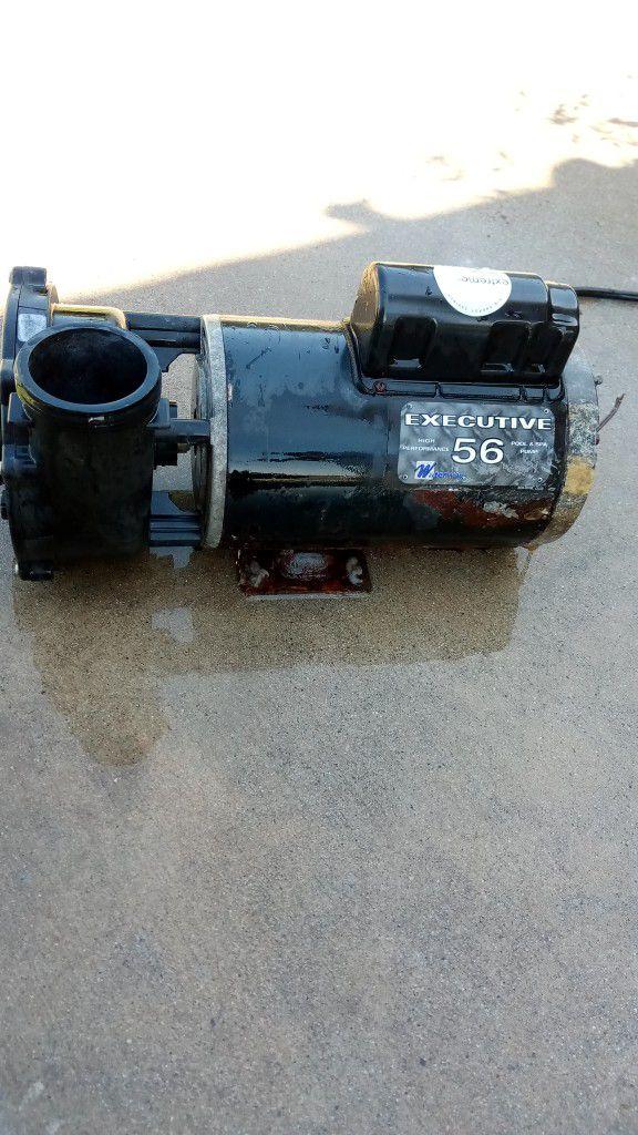 Pool And Spa Pump
