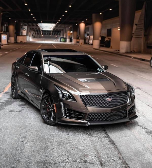 Used Cars Dealerships >> 2019 CADILLAC CTS-V PEDESTAL EDITION for Sale in Bellevue ...