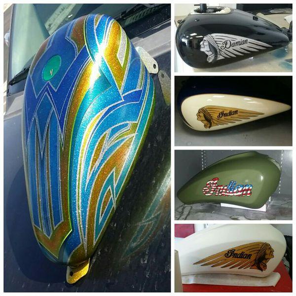 Custom motorcycle paint for Sale in Phoenix, AZ - OfferUp