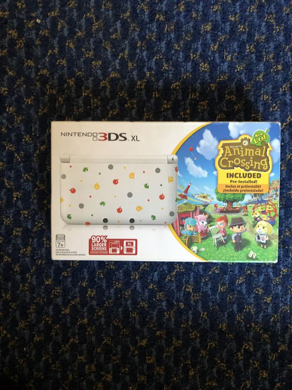 New in Box Animal Crossing 3DS XL  Sealed for Sale in Chino, CA - OfferUp