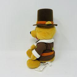Disney Pilgram Pooh Bean Bag Plush Thumbnail