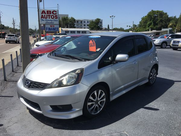 Buy Here Pay Here Tampa >> 2012 Honda Fit Bhph For Sale In Tampa Fl Offerup