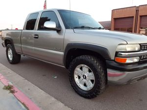 Photo Chevrolet silverado 2002 4x4 z71