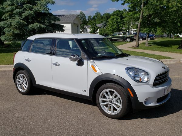 2016 Mini Cooper Countryman For Sale In Deerfield Il Offerup
