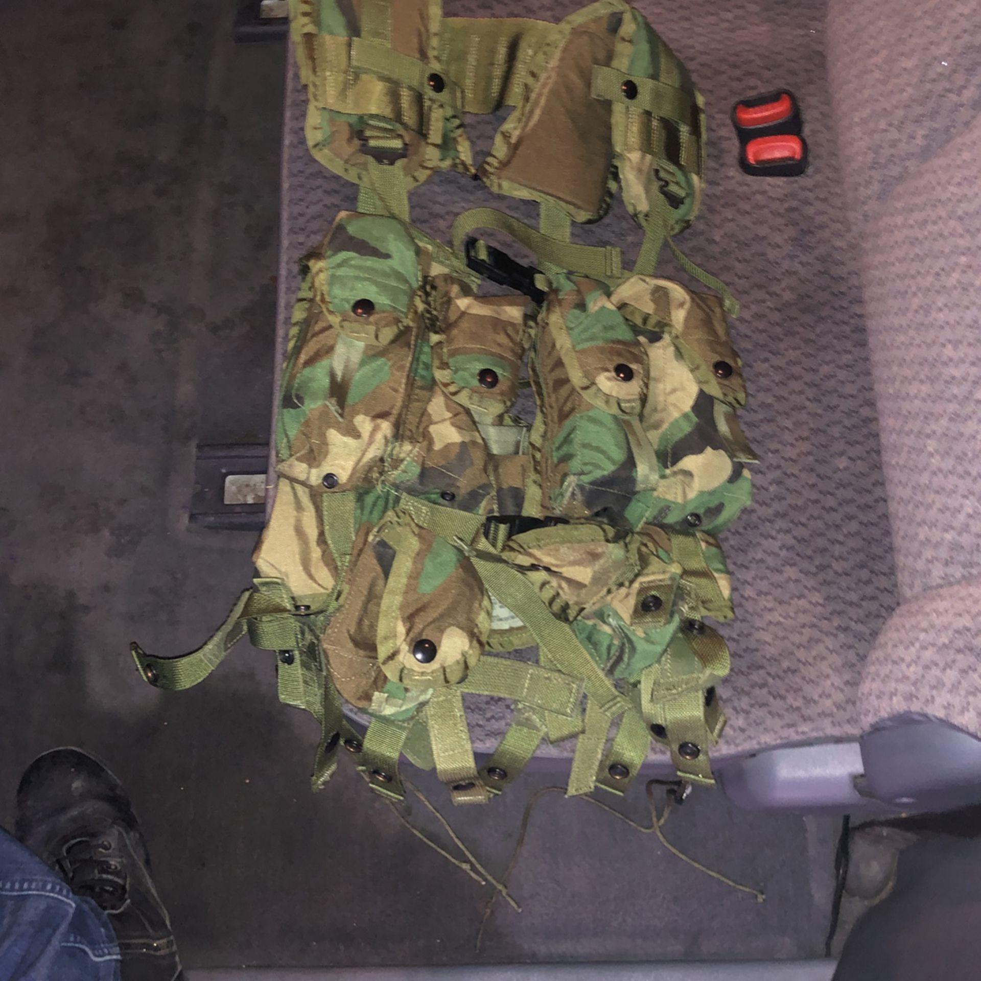 Vest, Tactical Load Bearing