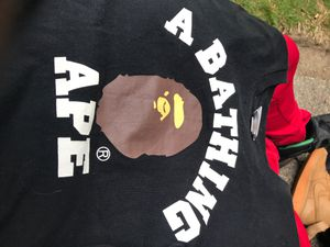 aaacd71c8d21 New and Used Bape shirt for Sale in Fife, WA - OfferUp