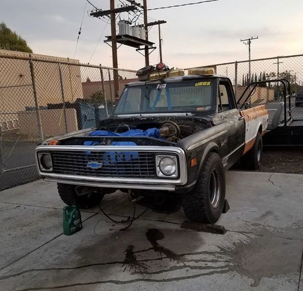 1972 Chevy C20 Parts For Sale In Orange, CA