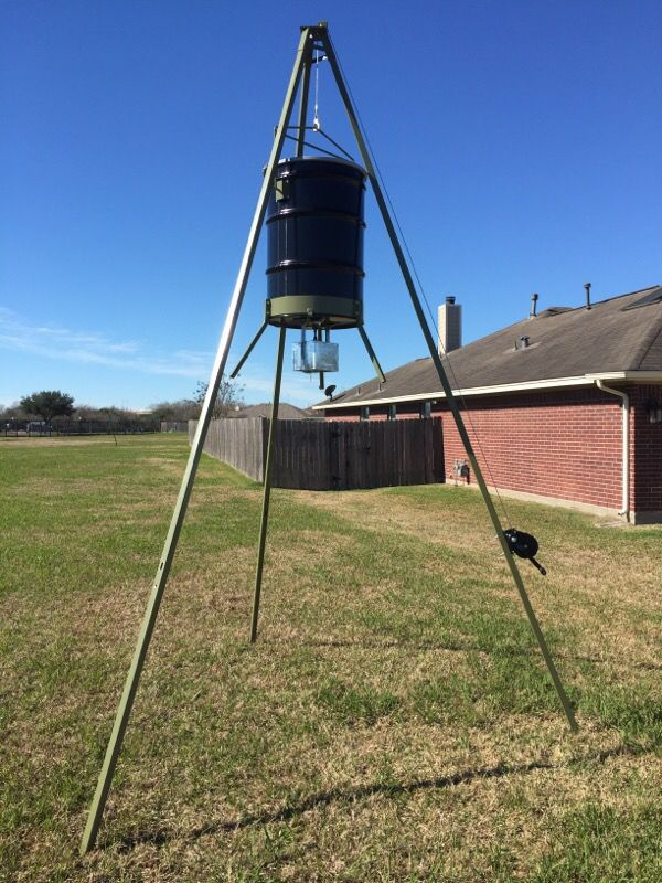 Deer feeder SALE $525 for Sale in Pearland, TX - OfferUp