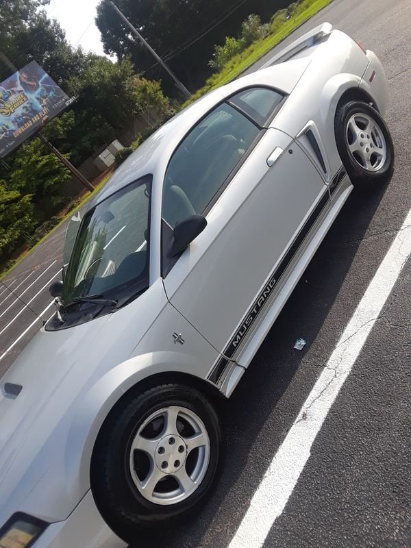 ford mustang 2002 for sale in marietta ga offerup. Black Bedroom Furniture Sets. Home Design Ideas