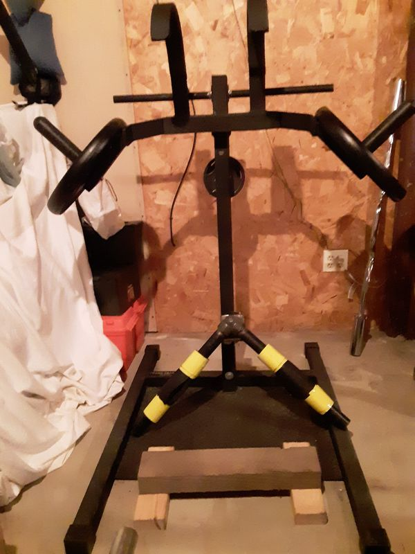 Frank Zane Squat Rack For Sale In Southington Ct Offerup