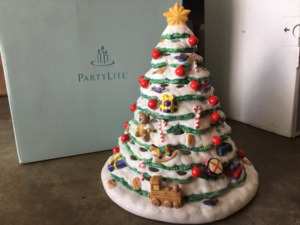 - Party Lite Christmas Tree For Sale In La Mirada, CA - OfferUp