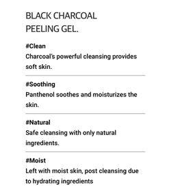 RARE unpa. Cha Cha Gommage Charming Charcoal Peeling Gel LUXURY FULL SIZE 4 oz NEW NWOB Men Women Unisex Thumbnail