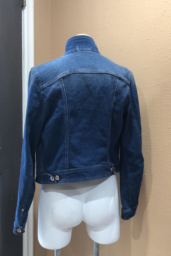 707d5cdb3c3 New and Used Denim jacket for Sale in Rosemead, CA - OfferUp
