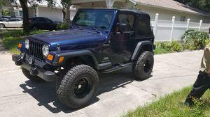 2004 Jeep Wrangler!! for Sale in Tampa, FL