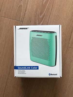 Bose Bluetooth Speaker Soundlink for Sale in Pimmit Hills, VA