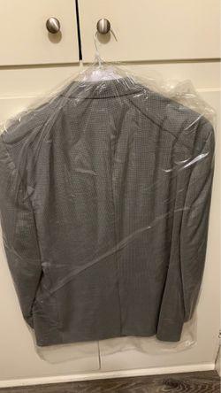 Gray men's suit size 44L Thumbnail