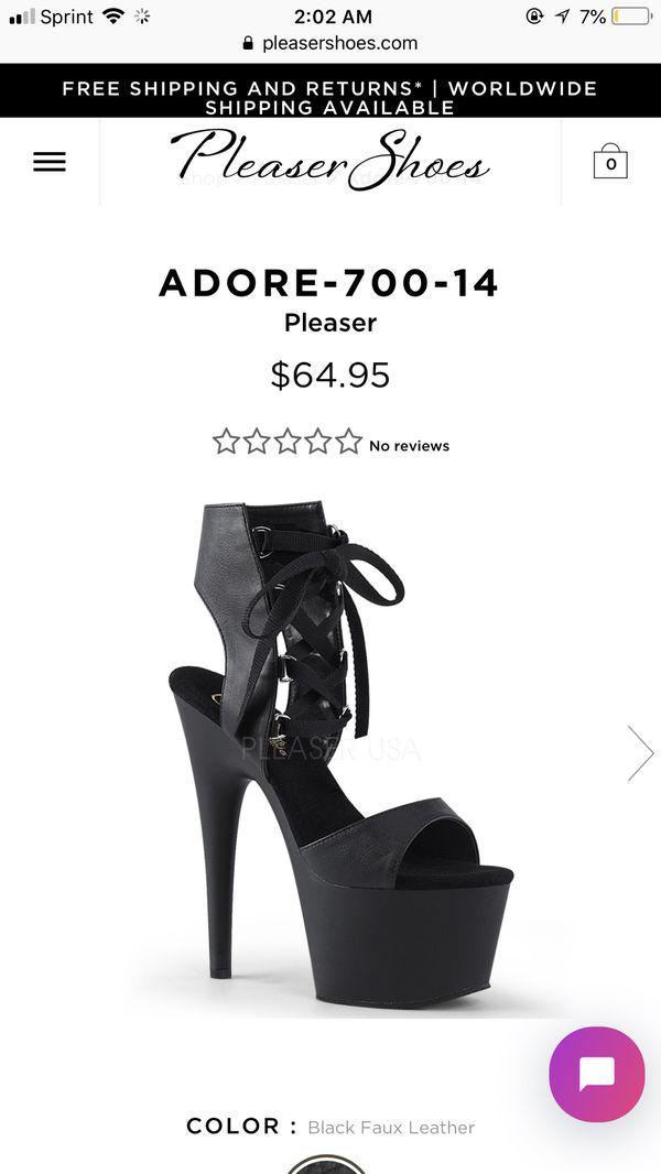 Size in 7 heels for Sale in Size Clackamas, OR OfferUp c9df51