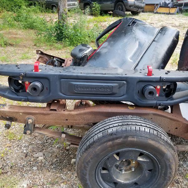 Rubicon Front Bumper For Sale In Richmond, RI
