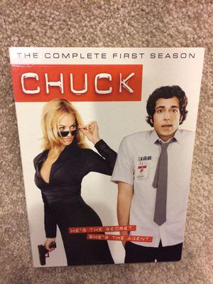 Chuck DVDs (season 1) for Sale in Kensington, MD