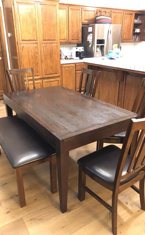 Dining Set Table From Scandinavian Designs And Chairs World Market