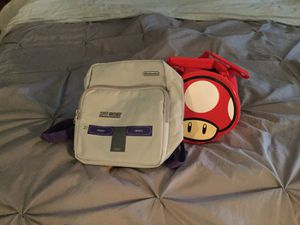 Great for your little gamer. Could use as a lunch pail or just for there treasures. for Sale in Tacoma, WA